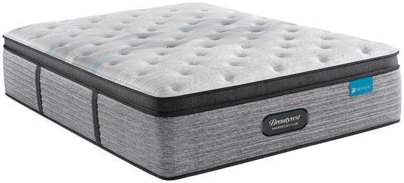 Beautyrest Carbon Plush Pillow Top Harmony Lux